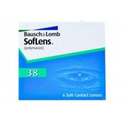 Baush Lomb SofLens 38