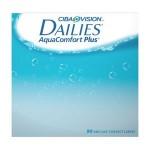 Dailies AquaComfort Plus 90 szt. jednodniowe soczewki kontaktowe
