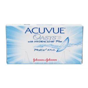 Acuvue Oasys dwutygodniowe soczewki kontaktowe firmy Johnson&Johnson