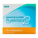 Baush Lomb PureVision 2HD Toric