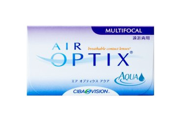 CibaVision Air Optix Multifocal