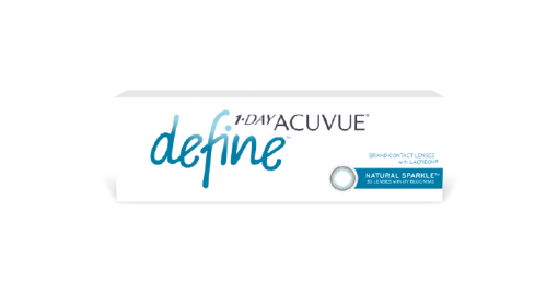 Acuvue 1-DAY Define Shimmer 30 szt.