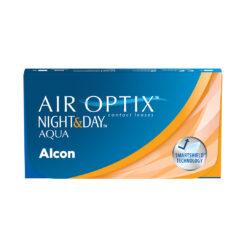 AIR OPTIX® NIGHT&DAY® AQUA