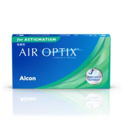 AIR OPTIX® for ASTIGMATISM 3 szt.