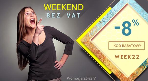 Weekend Bez VAT