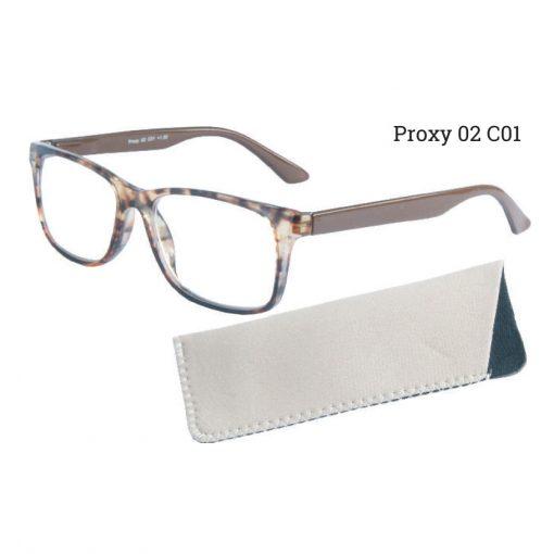 Okulary do czytania Proxy S2C01