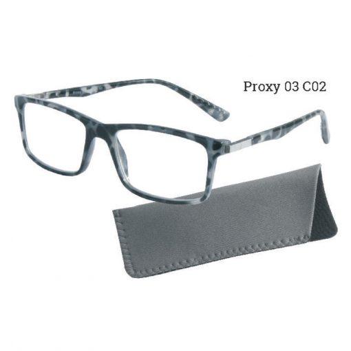 Okulary do czytania Proxy S3C02