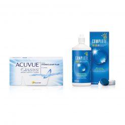 Zestaw Acuvue Oasys 6szt. + Complete Revitalens 360 ml